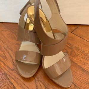 Michael Kors high heel sandals